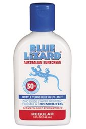 Blue Lizard SPF 30+ Regular Sunscreen 5 oz