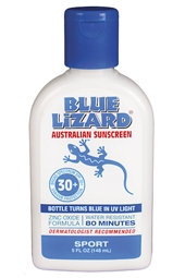 Blue Lizard SPF 30+ Sport Sunscreen 5 oz