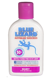 Blue Lizard SPF 30+ Baby Sunscreen 5 oz