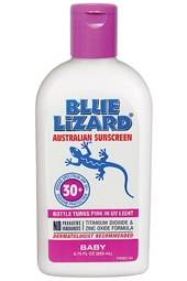 Blue Lizard SPF 30+ Baby Sunscreen 8.75 oz
