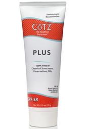 CoTZ Plus SPF 58 2.5 oz