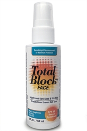 Total Block SPF 60 Tinted Sunscreen 2 fl.oz
