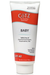 CoTZ Pediatric SPF 40 3.5 oz