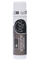 All Good SPF 30 Coconut Sunstick 0.6 oz