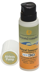Beyond Coastal SPF 30 Natural Sunscreen 8 oz