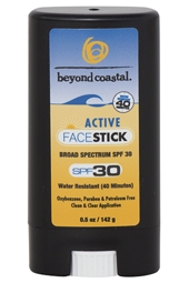 Beyond Coastal SPF 30 Active Face Stick