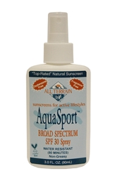 All Terrain SPF 30 AquaSport Spray Sunscreen 3 oz