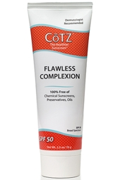 CoTZ Flawless Complexion SPF 50 2.5 oz