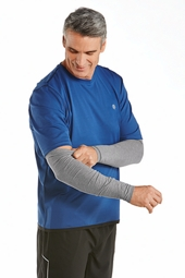 Men's ZnO Sun Sleeves