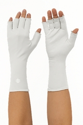 Cooltect Fingerless Gloves