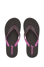 Reef Girl's Little Stargazer Luxe Sandals