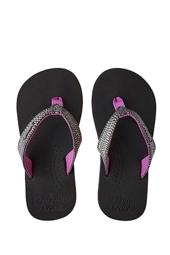 Reef Girl's Little Cushion Sassy Sandals