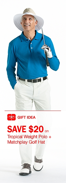 Long Sleeve Polo Outfit at Coolibar