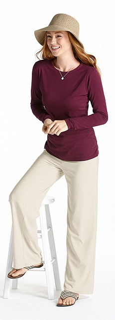 Ruched Tee Outfit