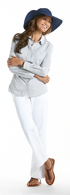 Women's Gingham Outfit