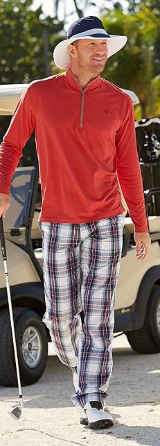 Men's Matchplay Golf Outfit at Coolibar