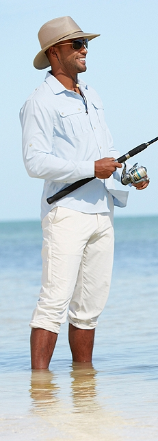 Angler Outfit