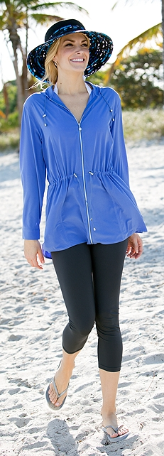 Shoreline Cover-Up Outfit