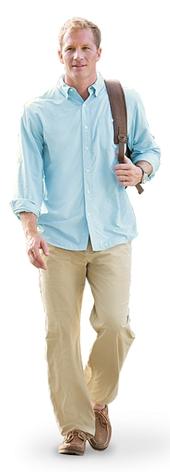 Summerweight Sun Shirt Outfit