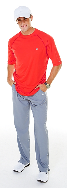 Short Sleeve Sport Tee Outfit at Coolibar