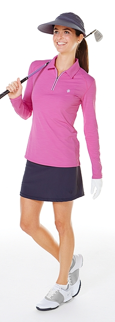 Sport Polo Outfit at Coolibar