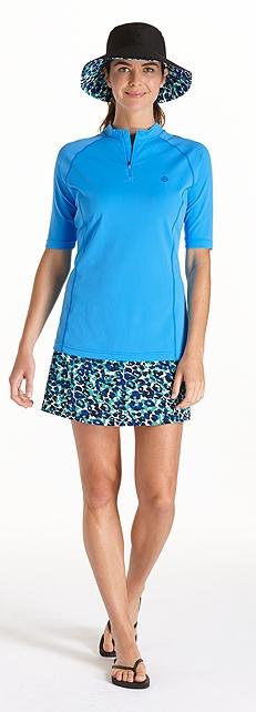 Swim Skort Outfit at Coolibar