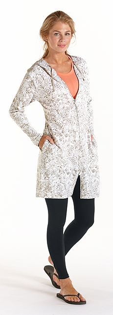 ZnO Resort Cover Up Outfit at Coolibar