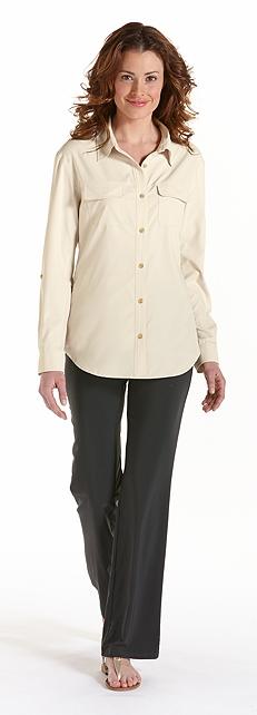 Travel Shirt & Travel Pant Outfit at Coolibar
