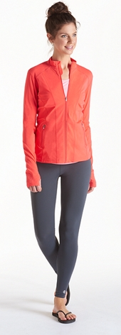 Active Swim Jacket Outfit