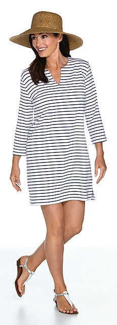 ZnO Oceanside Tunic Dress Outfit