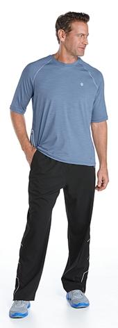 Running Shirt & Sport Pants Outfit