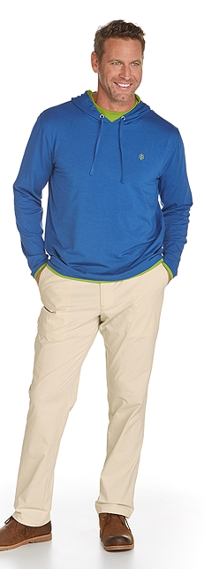 Pullover Hoodie Outfit at Coolibar