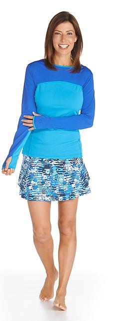 Convertible Swim Shirt Outfit at Coolibar