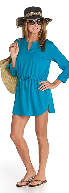 Seaboard Cover-Up Outfit at Coolibar