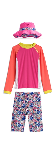 Zippy Rash Guard Outfit