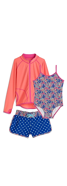 Swim Jacket Outfit