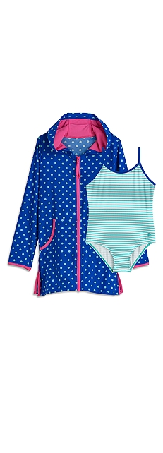 Swimsuit Cover-Up Outfit at Coolibar
