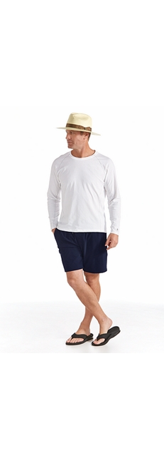 Long Sleeve Swim Shirt Outfit