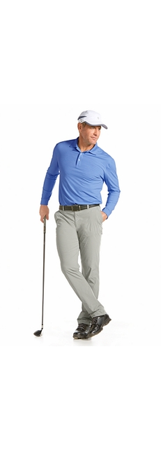 Sunbreaker Running Cap & Golf Polo Outfit