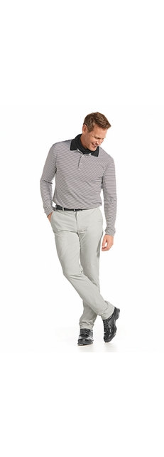 Golf Polo Outfit