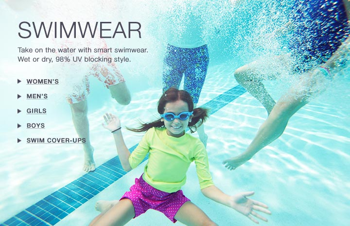 Full Coverage Sun Protective Swimwear - The UPF 50+ Protection for Women, Men, Girls, Boys, Baby, Toddlers, Kids and Teenagers