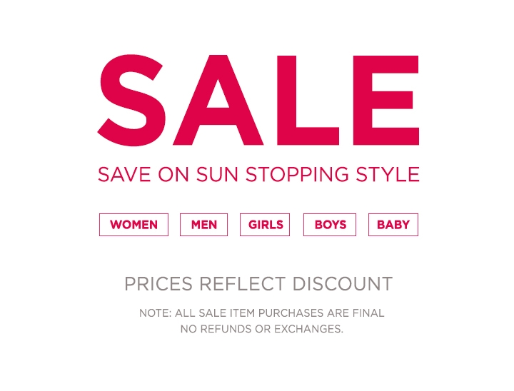 Sale Sun Protective Clothing - The Same UPF 50+ Protection for Less