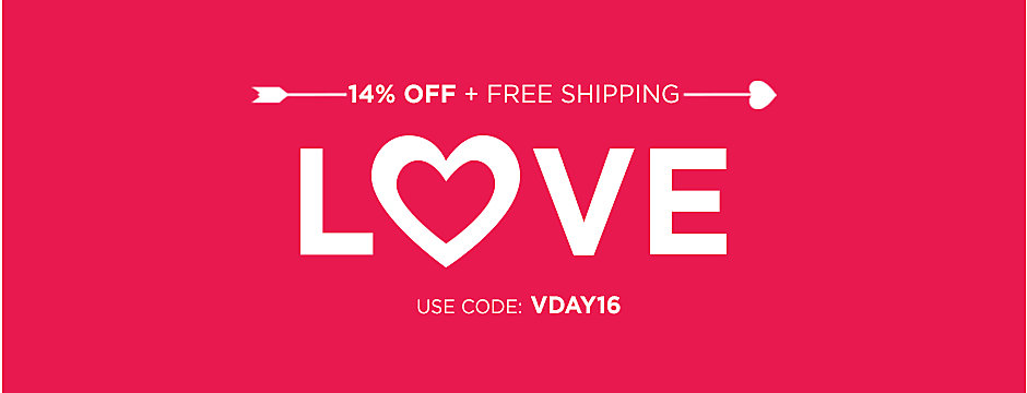 valentines Day 2016 Love Promo