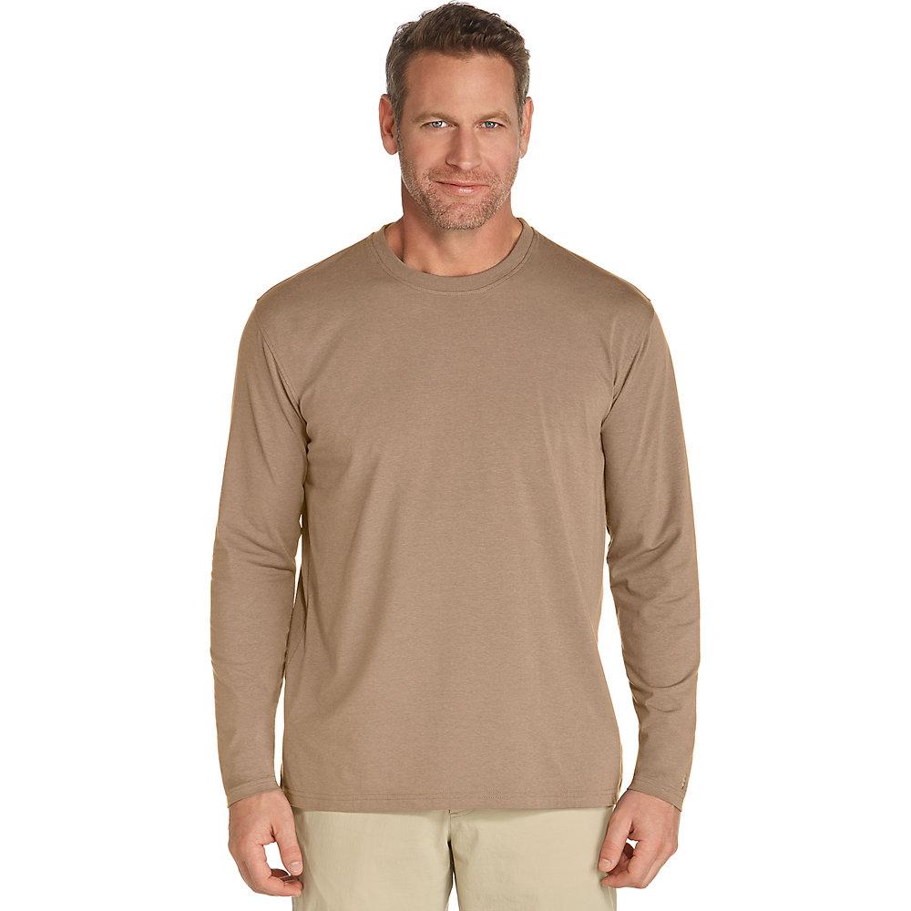 Coolibar Upf 50 Men 39 S Long Sleeve T Shirt Ebay