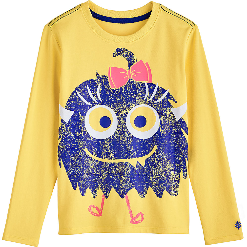 Coolibar upf 50 kids 39 graphic t shirt ebay for Graphic t shirts for kids