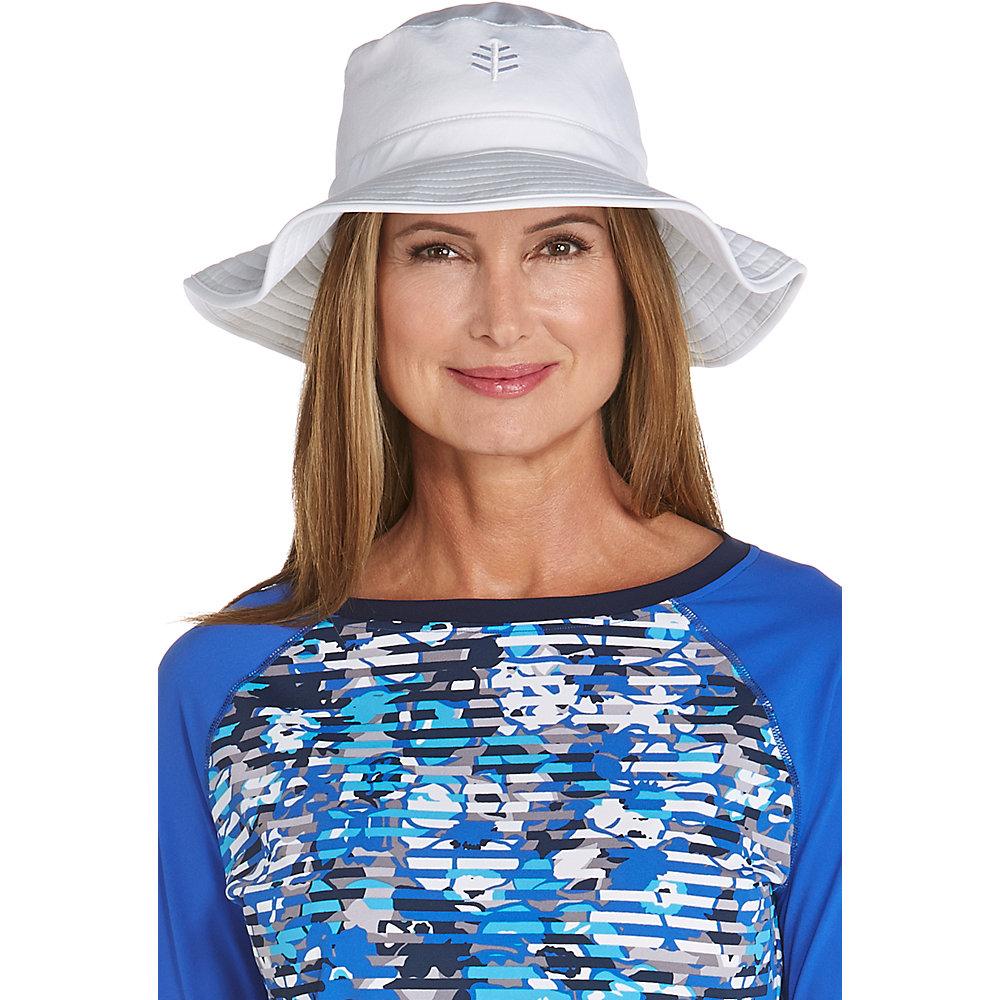 Coolibar UPF 50+ Women's Chlorine Resistant Bucket Hat   eBay