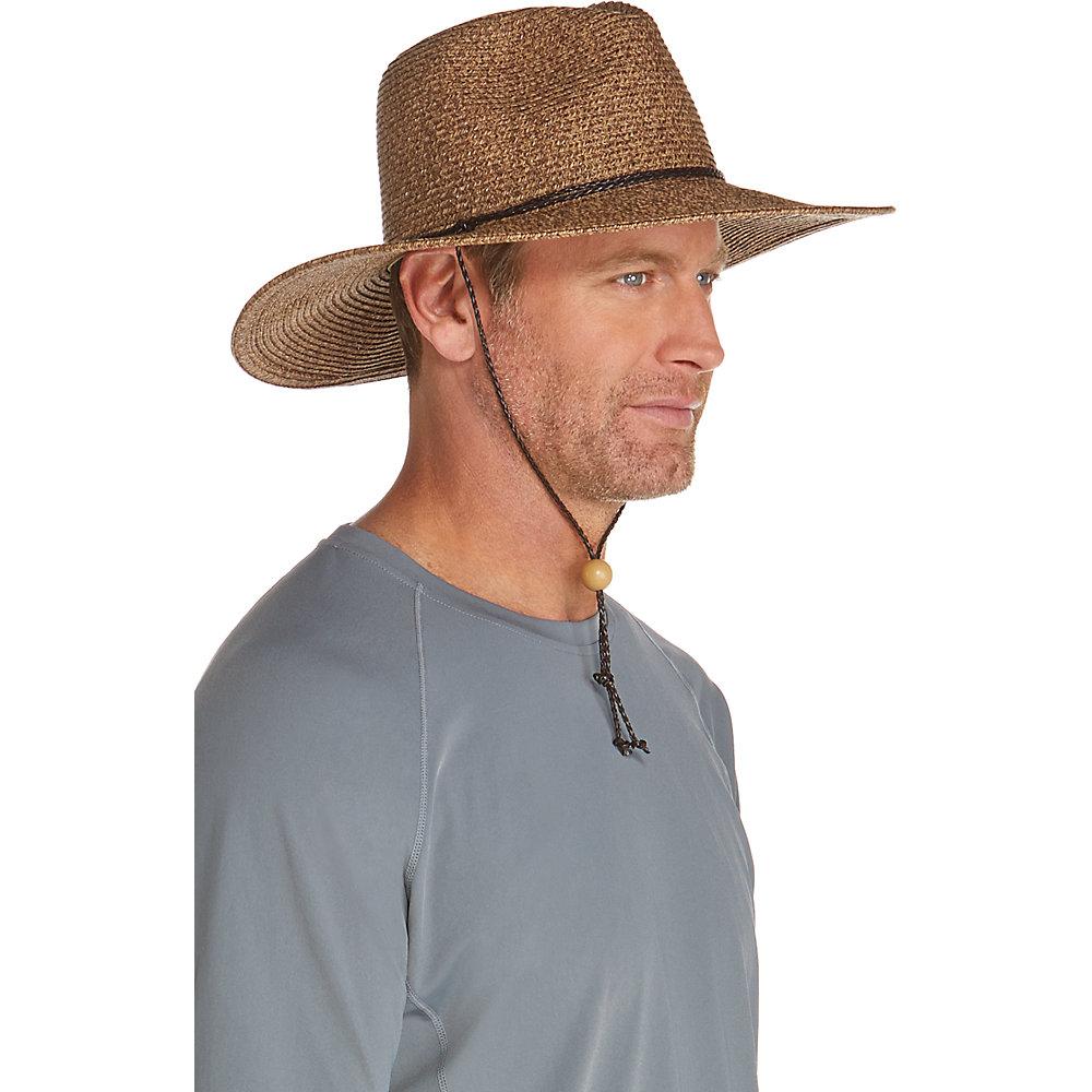 Men/'s Beach Comber Sun Hat Coolibar UPF 50