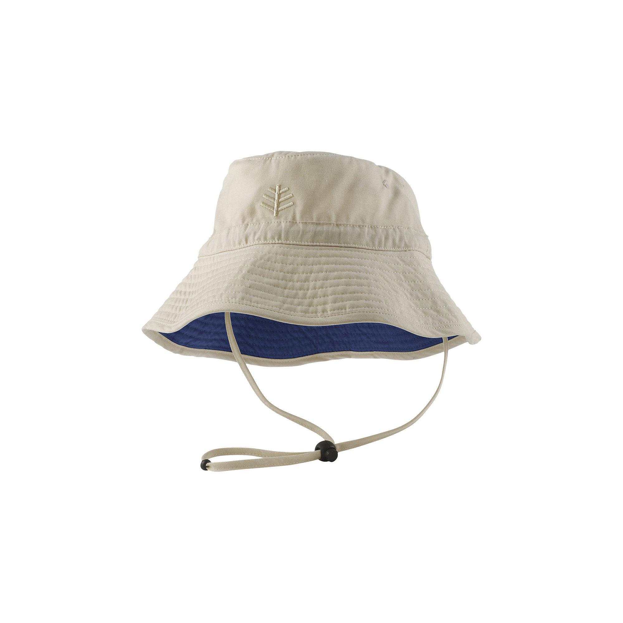 Coolibar upf 50 toddler chin strap hat ebay for Toddler fishing hat