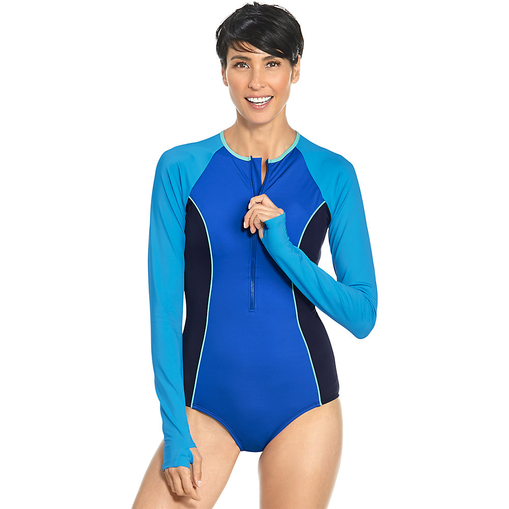 0e0d251a76 Long sleeve swimsuit womens