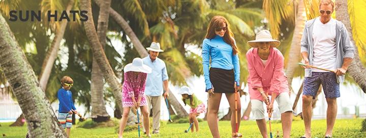 UPF 50+ Sun Hats for Women, Men, Girls, Boys and Babies